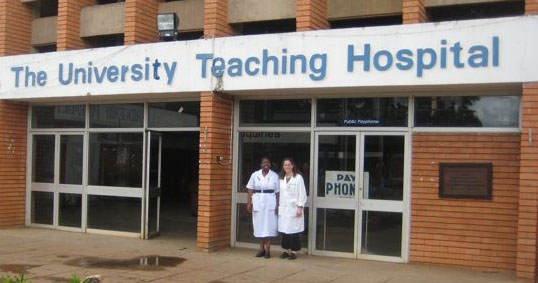 EXPOSED: UTH Doctors Go On Strike Demanding Pay Rise
