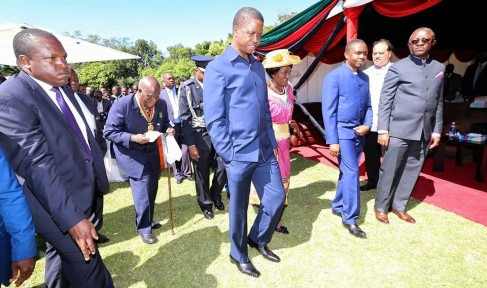 NO One Will Be Appreciated Till They Are Gone; The Case Of President Edgar Lungu