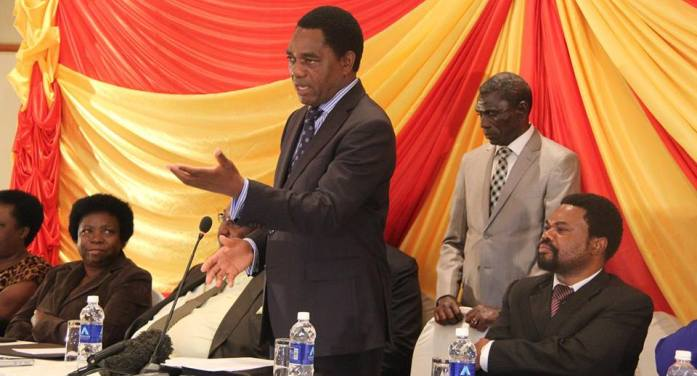 PF, MMD MPs Will Join UPND – HH