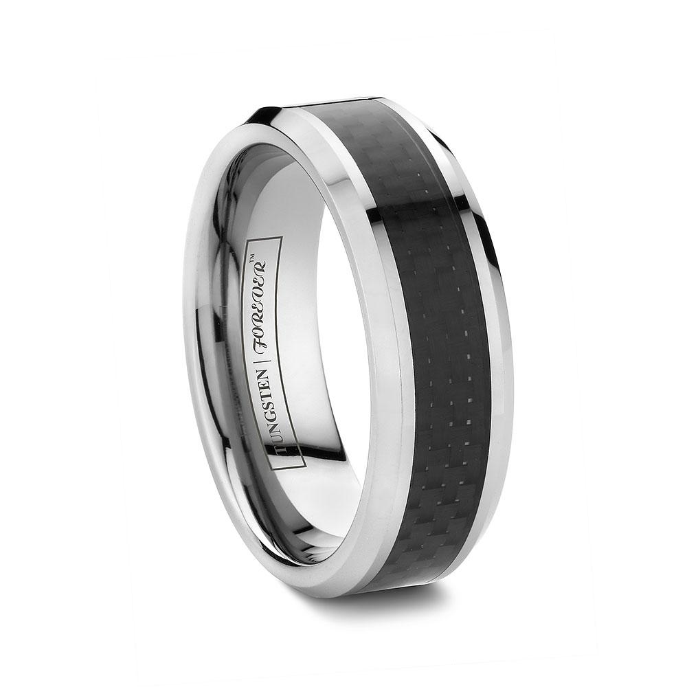 custom tungsten rings tungsten wedding rings