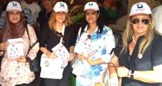 Respect au militantisme féminin des différents partis à  l'instar de Tasnim Gazbar et l'infatigable quatuor en or d'Al-Moubadra de Tunis II