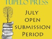 Tupelo Press Announces Our July Open Reading Selections 2014