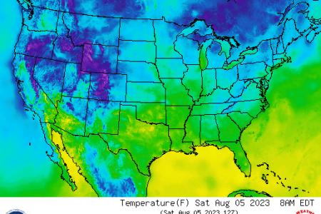 united states weather current turbulence forecast