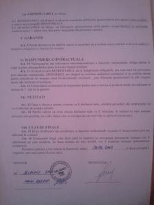 Contract Malita 2