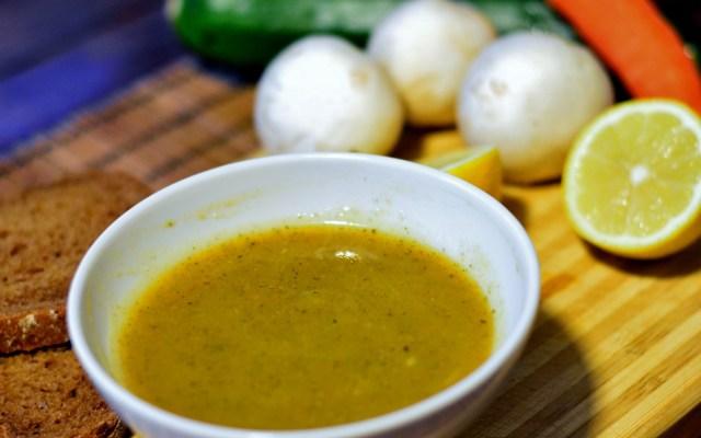 MANTARLI KABAK ÇORBASI, czyli zupa zcukinii ipieczarek