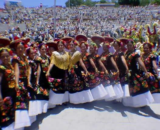 Fiestas y Tradiciones en Oaxaca