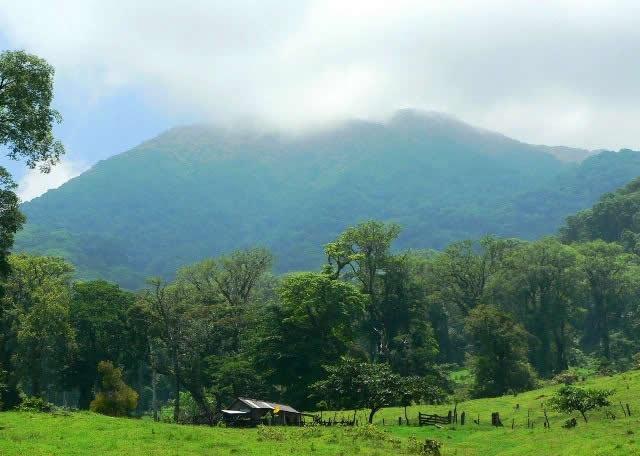 Volcán de San Martín