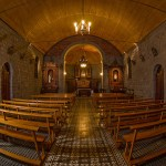 Igreja São João da Cruz / Recanto Bergamasco - Foto: Quarto Estúdio (Maíla Facchini, Vanderlei Tomasi)