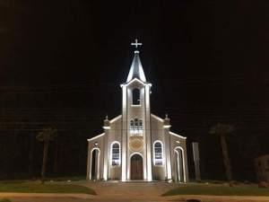 Igreja de Desvio Machado | Foto: Jéssica Dalcin Andrioli
