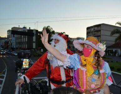 Ruas da cidade e o interior receberam de braços abertos os Trios Elétricos de Natal
