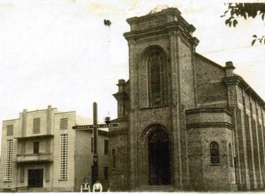 Salão Paroquial – o antes e o depois