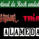 Festival Rock Andaluz en Villamartin Triana, Alameda y Medina Zahara