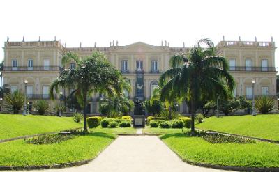 Museo Histórico Nacional de Brasil