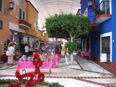 Compras en Cancún