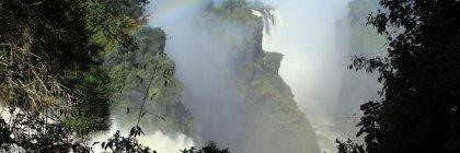 viktoriofaelle africa zimbabwe cascata acqua