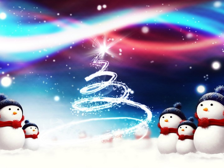 Free Christmas Hd Wallpaper 16. Email Christmas Card Template Outlook ...