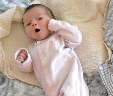Vestir al recién nacido
