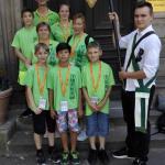 Teilnehmer des TuS Bergen........