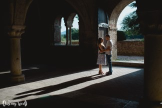engagement in san galgano best photographer