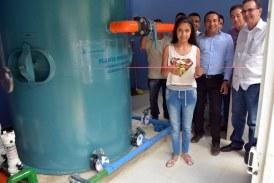 Veredas de Timaná ya tienen agua potable: Gobernador