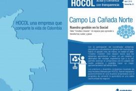 HOCOL actúa y comunica con transparencia