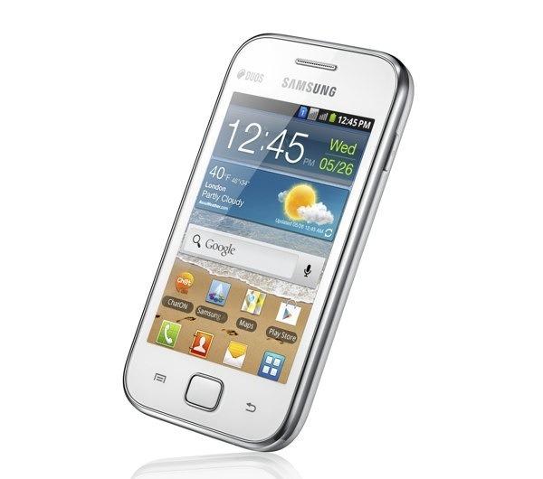 samsung Galaxy™ ace duos foto41
