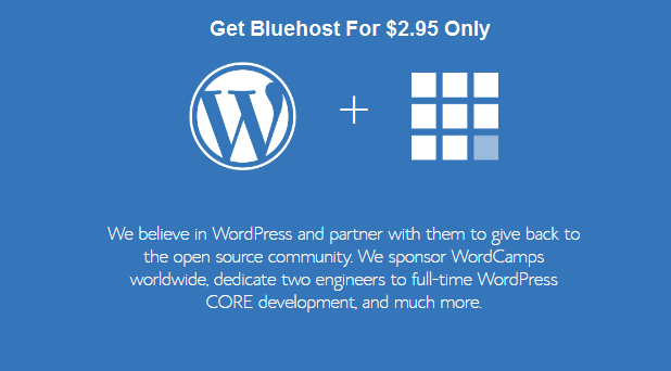 Bluehost Hosting Special Discount