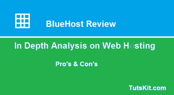 bluehost review latest