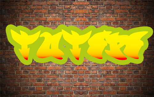 Effet Graffiti sur un mur de brique avec photoshop - Tuto ...