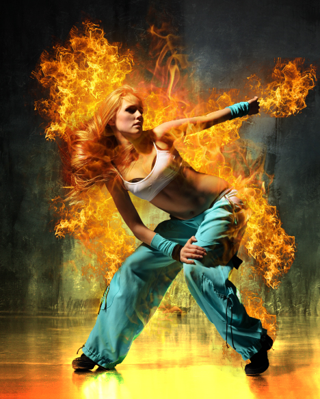 Effet de feu avec photoshop tuto photoshop les meilleurs for Effet miroir sur photoshop