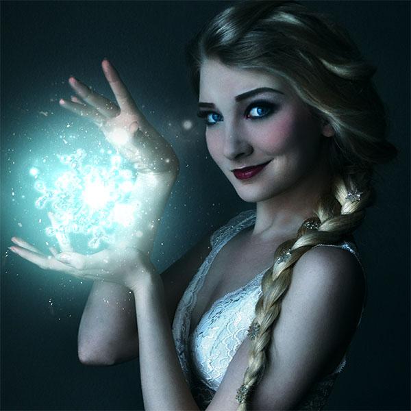 光線和粒子效果教程的所有步驟