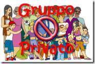Gruppo privato in Facebook