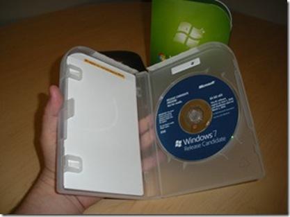 Confezione Windows 7