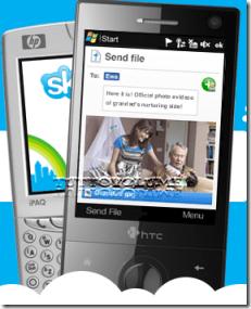 Skype 3.0 Windows Mobile