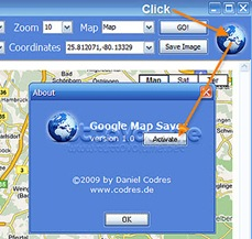 Attiva Google Maps Saver