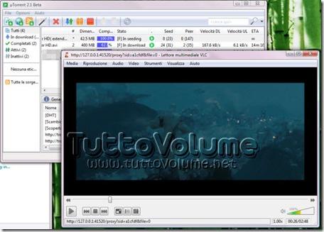 Anteprima video utorrent 2.1