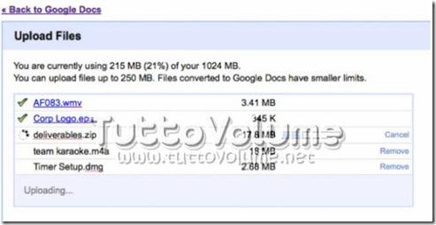 Hosting-Google-Docs