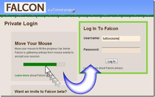 uTorrent_Falcon_autenticazione