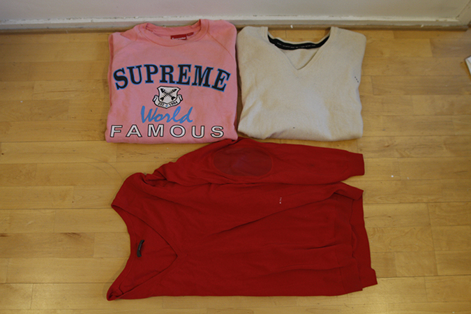 Acne V-necks Supreme Sweater