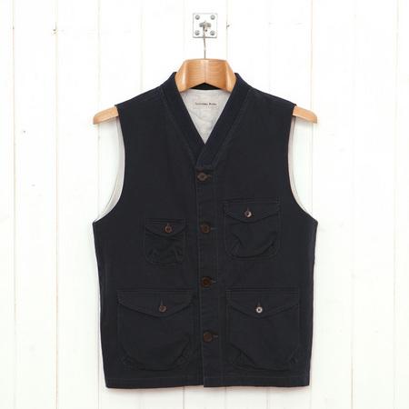 Universal Works Angler Waistcoat