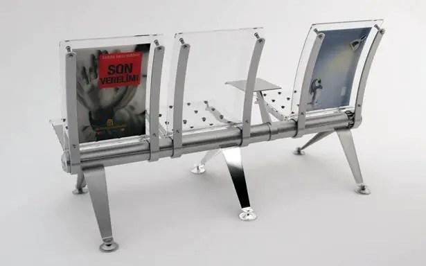 Beetling Airport Passenger Seat