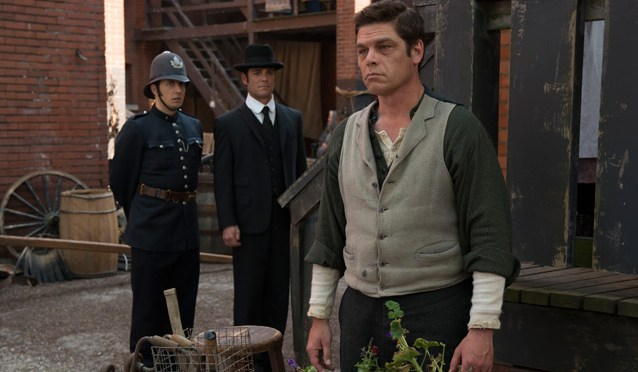 New Monday: Murdoch Mysteries, Cracked, Package Deal, Project Guatemala