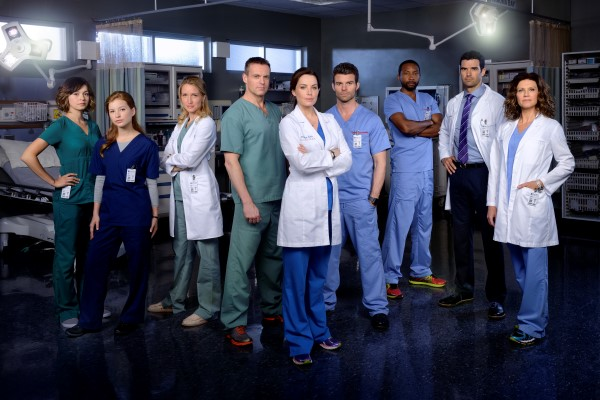 Saving Hope continues Thursdays on CTV.