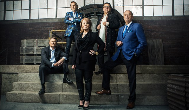 Link: Expect more new faces on next season's Dragons' Den