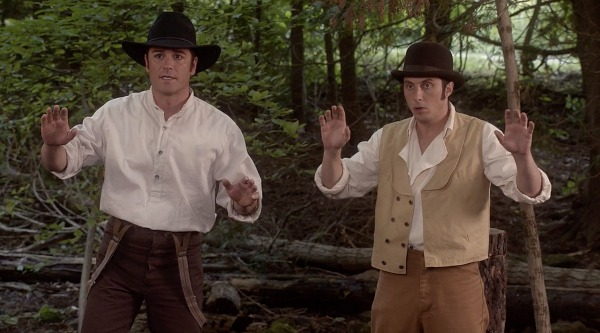 Review: Murdoch Mysteries mines silver and Group of Seven