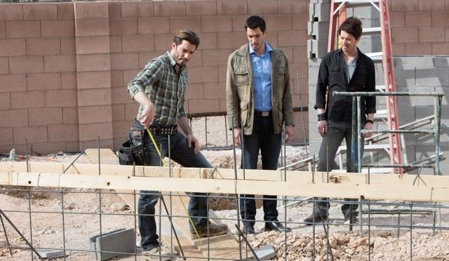 Property Brothers gamble it all on own At Home reno | TV, eh?