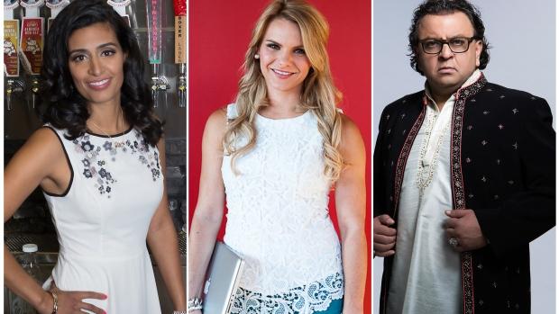 Link: Manjit Minhas and Michele Romanow join Dragons' Den, Vikram Vij leaving