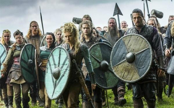 Link: 'Vikings' Bulks Up With Three New Regulars for Season 4