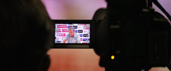 England Media Access - 2014 FIFA World Cup Brazil