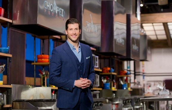 Brad Smith new host of Chopped Canada